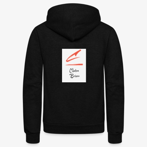Clinton brisco youtube merch - Unisex Fleece Zip Hoodie