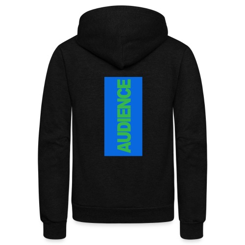 audiencegreen5 - Unisex Fleece Zip Hoodie
