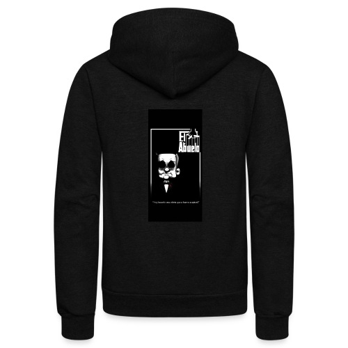case5iphone5 - Unisex Fleece Zip Hoodie