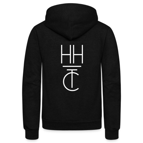 Hollywood Hino Training Camp Symbol - Unisex Fleece Zip Hoodie