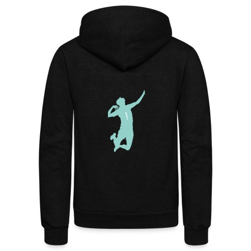 The Grand King - Unisex Fleece Zip Hoodie