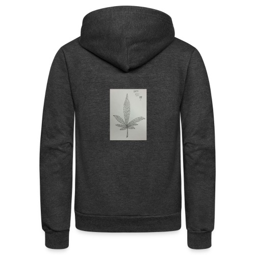 Happy 420 - Unisex Fleece Zip Hoodie
