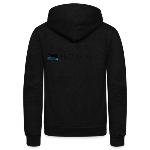 H2O Yacht Co. - Unisex Fleece Zip Hoodie
