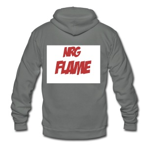Flame For KIds - Unisex Fleece Zip Hoodie