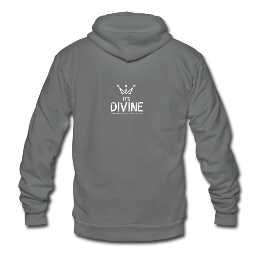 Royal-Tee - Unisex Fleece Zip Hoodie