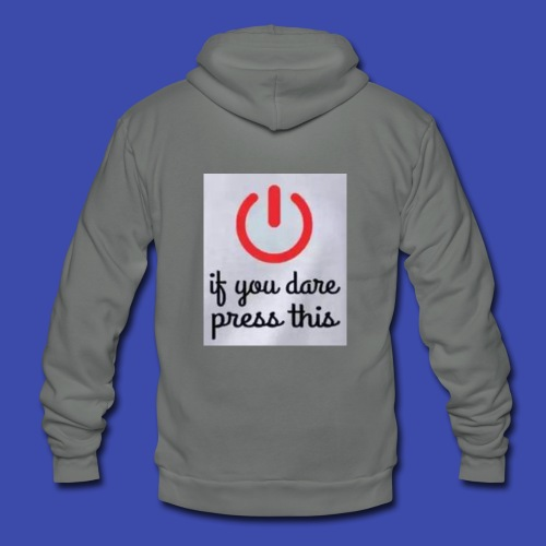 Funny Quotation - Unisex Fleece Zip Hoodie