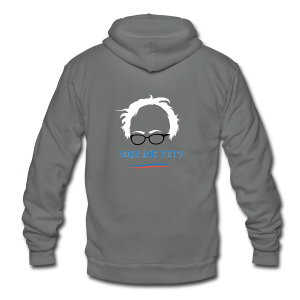 bernie_miss_me_yet - Unisex Fleece Zip Hoodie