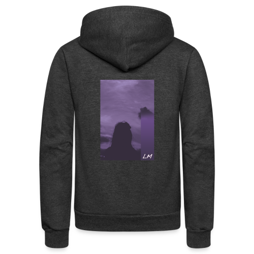 PURPLE PROMISE - Unisex Fleece Zip Hoodie