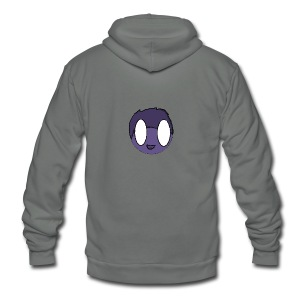 Enderkic tries again - Unisex Fleece Zip Hoodie
