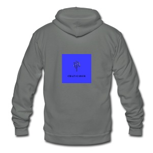Gaming t shirt - Unisex Fleece Zip Hoodie