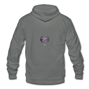 GDC Productions - Unisex Fleece Zip Hoodie