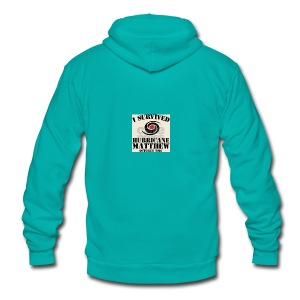 Matthew T-shirts - Unisex Fleece Zip Hoodie by American Apparel