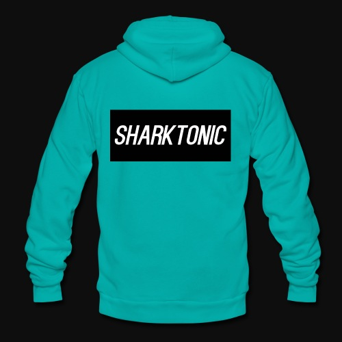 Sharktonic Official - Unisex Fleece Zip Hoodie