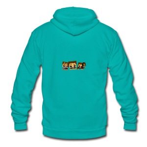 Doctorks' Shirts - Unisex Fleece Zip Hoodie