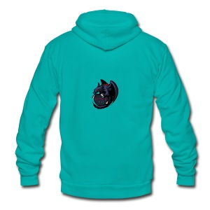 skyward dragon gaming - Unisex Fleece Zip Hoodie