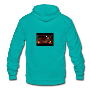 IMG 0392 - Unisex Fleece Zip Hoodie by American Apparel
