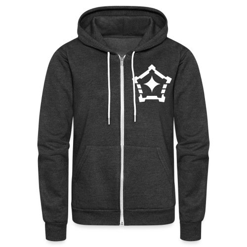 PGH Clothing Co - Unisex Fleece Zip Hoodie