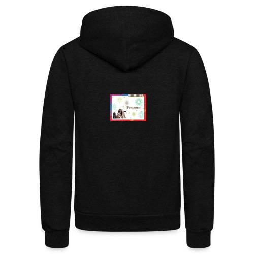 animals - Unisex Fleece Zip Hoodie