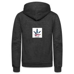 Screenshot_2016-11-28-11-59-03-1 - Unisex Fleece Zip Hoodie
