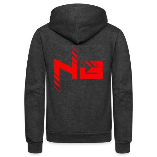 NB Awesomeness 2.0 - Unisex Fleece Zip Hoodie