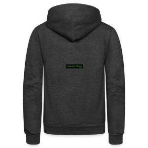 coollogo_com-4632896 - Unisex Fleece Zip Hoodie by American Apparel
