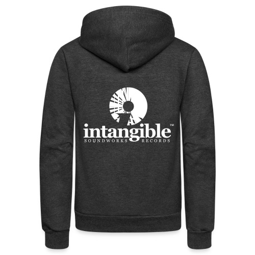 Intangible Soundworks - Unisex Fleece Zip Hoodie