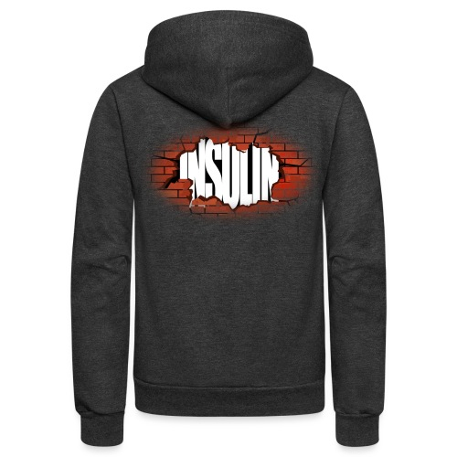 Insulin Breakthrough - Unisex Fleece Zip Hoodie