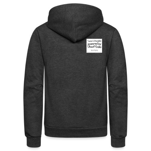 Cool Gamer Quote Apparel - Unisex Fleece Zip Hoodie