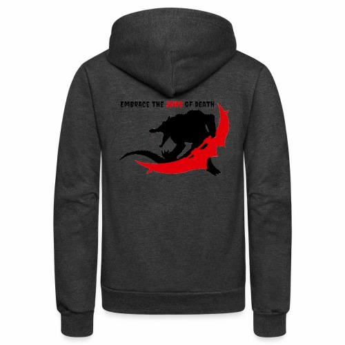 Renekton's Design - Unisex Fleece Zip Hoodie