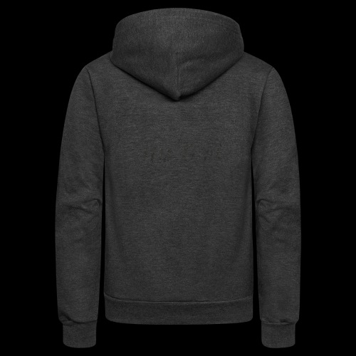 His Girl - Unisex Fleece Zip Hoodie