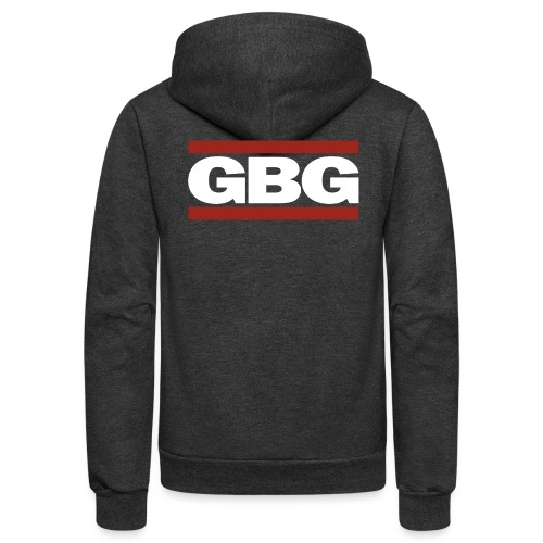 GBG Simple - Unisex Fleece Zip Hoodie