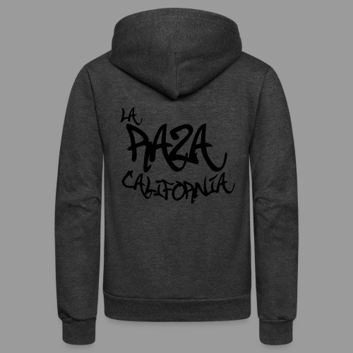 La Raza California - Unisex Fleece Zip Hoodie