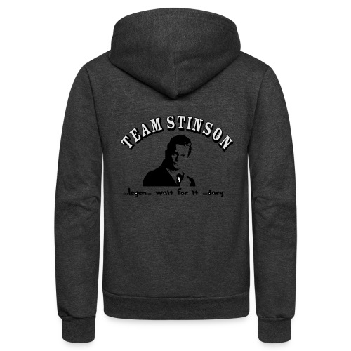 3134862_13873489_team_stinson_orig - Unisex Fleece Zip Hoodie