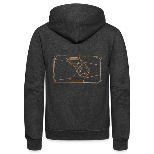 GAS - Olympus Stylus Epic - Unisex Fleece Zip Hoodie