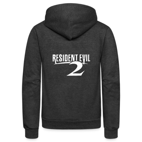 Resident Evil 2 REimagined RPD - Unisex Fleece Zip Hoodie