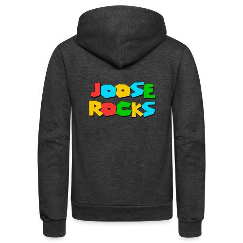 Super Joose Rocks - Unisex Fleece Zip Hoodie
