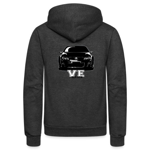 VE GM - Unisex Fleece Zip Hoodie