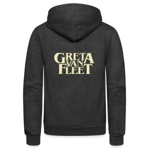 band tour - Unisex Fleece Zip Hoodie