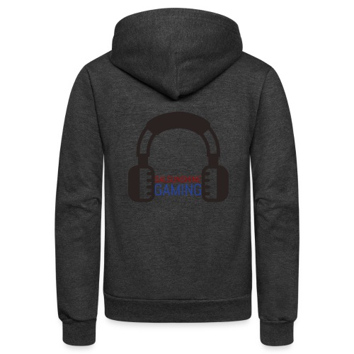 SALSUNSHINE GAMING LOGO - Unisex Fleece Zip Hoodie