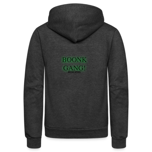 Boonk Gang Exclusive Tee - Unisex Fleece Zip Hoodie