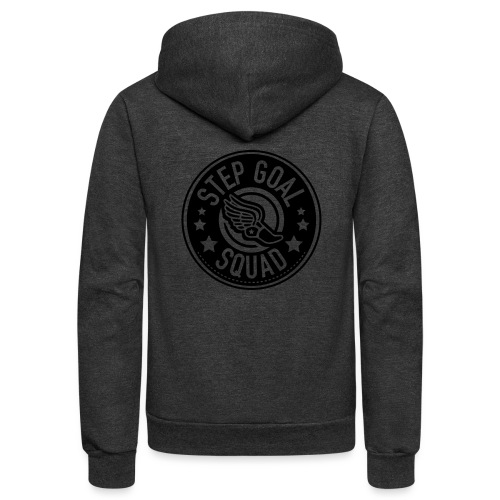 Step Show Squad #2 Design - Unisex Fleece Zip Hoodie