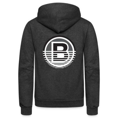 Backloggery/How to Beat - Unisex Fleece Zip Hoodie