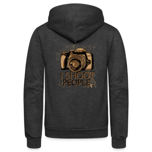Photographer - Unisex Fleece Zip Hoodie