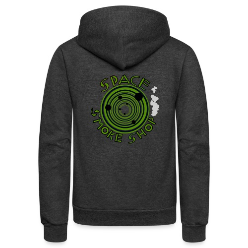 VIdeo Game Logo - Unisex Fleece Zip Hoodie