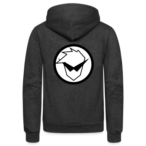 FaryazGaming Logo - Unisex Fleece Zip Hoodie