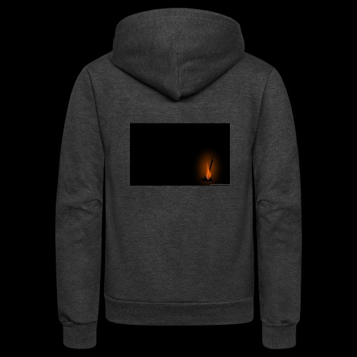 Fire-Links - Unisex Fleece Zip Hoodie