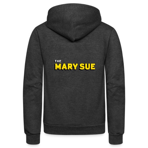 The Mary Sue Jacket - Unisex Fleece Zip Hoodie