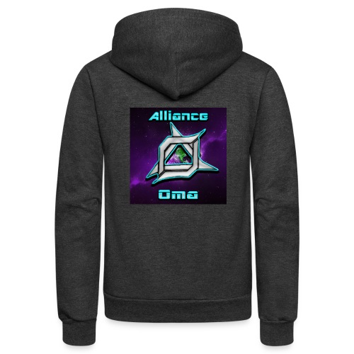 Oma Alliance - Unisex Fleece Zip Hoodie