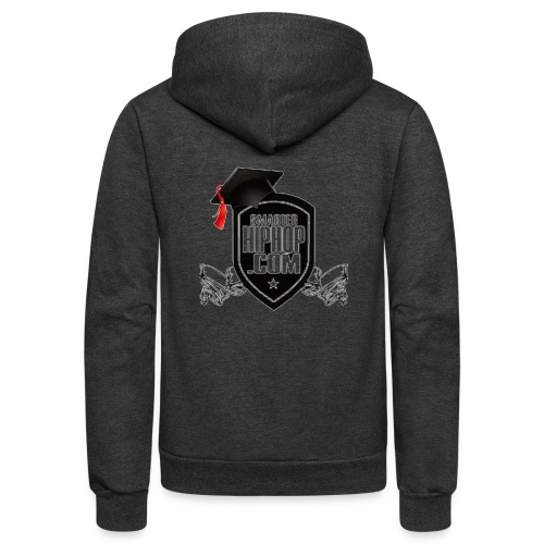 Official Smarterhiphop Merch - Unisex Fleece Zip Hoodie