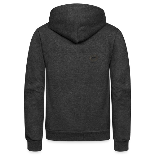 Captured Clothing Hoodie Design - Unisex Fleece Zip Hoodie